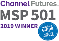 MSP 501 Winner<br />Top IT Service Provider