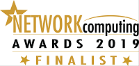 Network Computing Awards<br />Finalist 2016, 2019